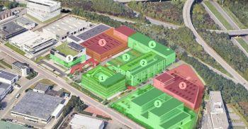Industrial & Logistics to let Groot-Bijgaarden