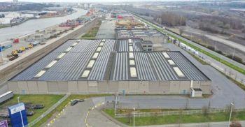 Industriel & Logistique à louer à Haren