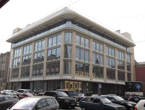 Офисная недвижимость Санкт-петербург, 191025 - Олимпик Плаза - 0