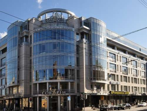 Офисная недвижимость Санкт-петербург, 199004 - Соверен - 3
