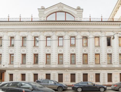 Офисная недвижимость Москва,  - Бол. Саввинский пер. 2-4-6 - 0