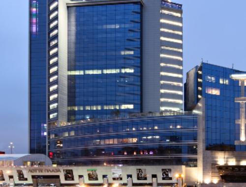 Офисная недвижимость Москва,  - Lotte Plaza - 6