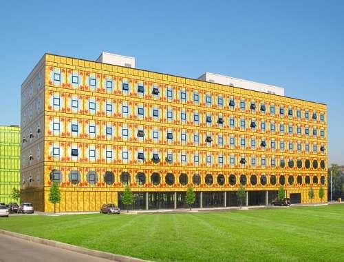 Офисная недвижимость Санкт-петербург,  - Осень (Бизнес-Парк Полюстрово) - 6
