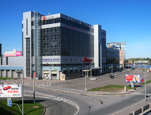 Офисная недвижимость Санкт-петербург, 197022 - Ривер Хаус - 3