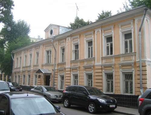 Офисная недвижимость Москва, 119034 - Кропоткинский пер. 10 стр. 1 - 0