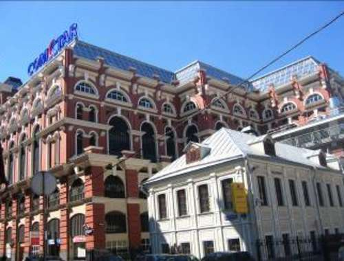 Офисная недвижимость Москва,  - 1-й Голутвинский пер. 6 - 4