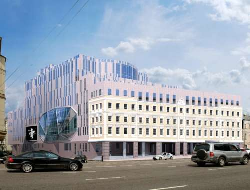 Офисная недвижимость Москва,  - Гиляровского ул. 2/4 - 5
