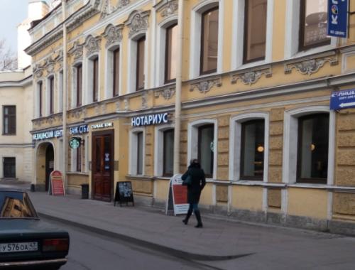 Офисная недвижимость Санкт-петербург,  - Кузнечный 4 - 0