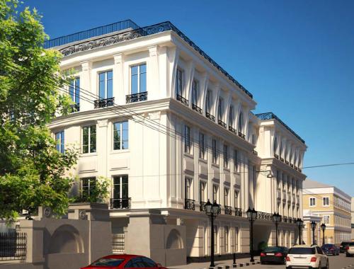 Офисная недвижимость Москва,  - Милютинский пер. 12 - 3