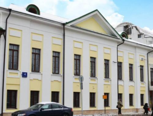 Офисная недвижимость Москва,  - Андроньевская пл. 4 стр. 1 - 4