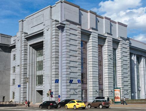 Офисная недвижимость Санкт-петербург,  - Сенатор (Московский пр., 60) I - 07