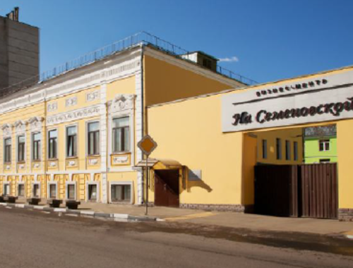 Офисная недвижимость Москва,  - На Семеновской - 4