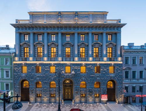 Офисная недвижимость Санкт-петербург,  - Сенатор (Большая Морская ул. 15) - 74