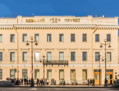 Офисная недвижимость Санкт-петербург,  - Сенатор (Невский пр. 38) - 09