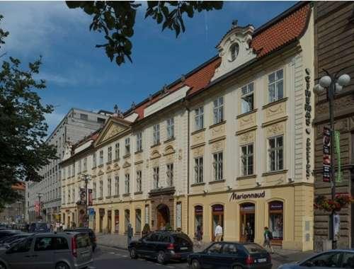 Kanceláře Praha, 110 00 - Slovanský Dům - 0