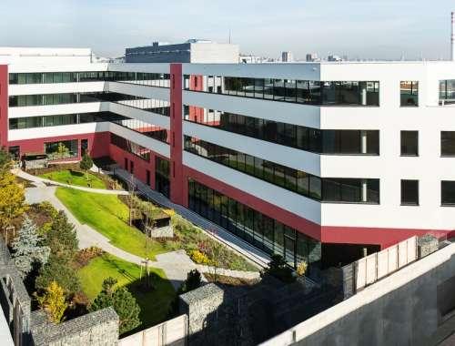 Kanceláře Praha, 141 00 - BB Centrum - Building G - 1