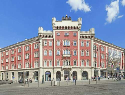 Kanceláře Praha, 110 00 - Palladium - 7