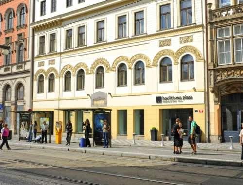 Kanceláře Praha, 110 00 - Havlíčkova Plaza - 3