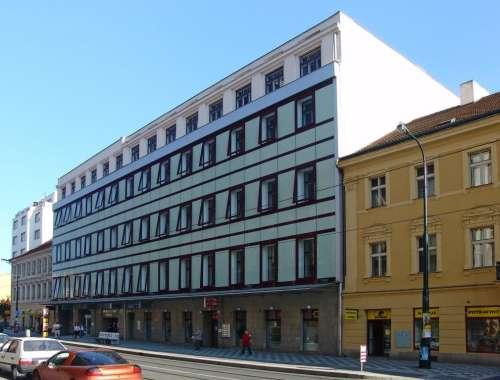 Kanceláře Praha, 186 00 - Zirkon Office Center - 4