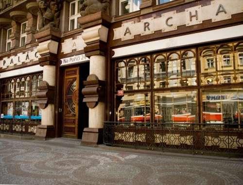 Kanceláře Praha, 110 00 - Palác Archa - 3