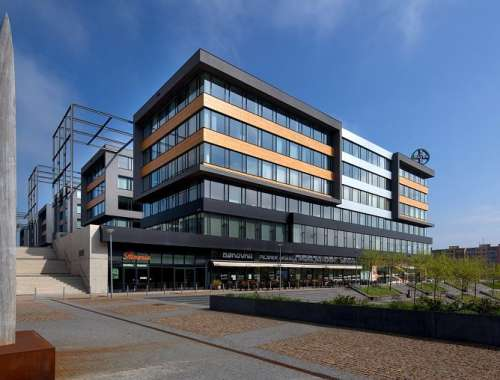 Offices Prague, 155 00 - City West - Building B1 - 0
