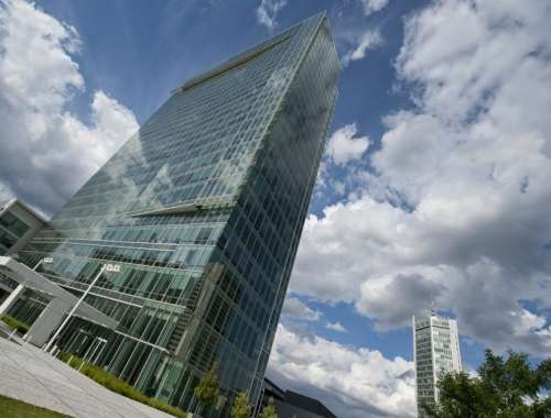 Kanceláře Praha, 140 78 - City Tower - 7