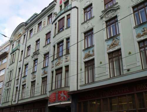Kanceláře Praha, 110 00 - Spálená 14 - 7