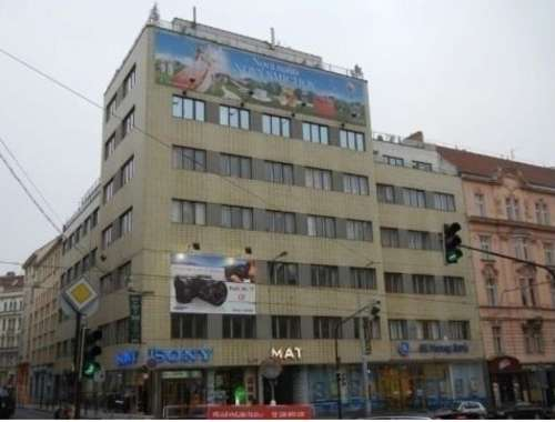Offices Prague, 120 00 - Karlovo náměstí 19 - 4