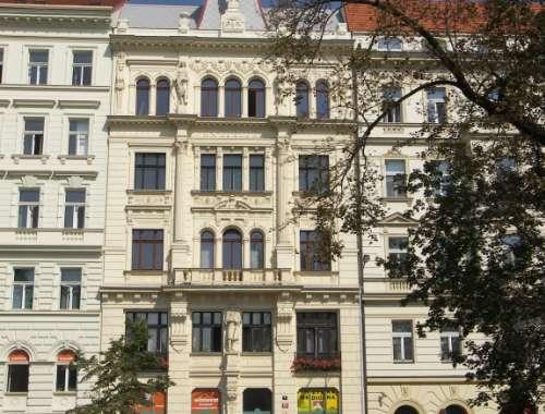 Kanceláře Praha, 150 00 - Náměstí Kinských 3 - 4