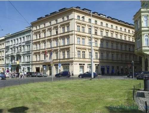 Offices Prague, 110 00 - Kronberg building - Senovážné náměstí - 3