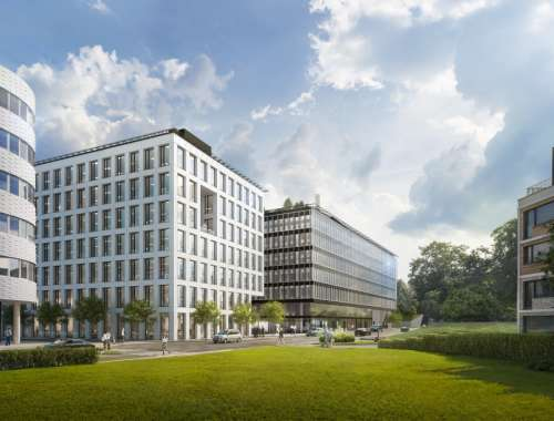 Offices Prague, 180 00 - myhive Palmovka - 0