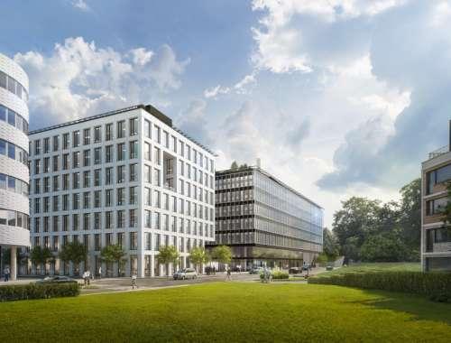 Kanceláře Praha, 180 00 - myhive Palmovka - 0