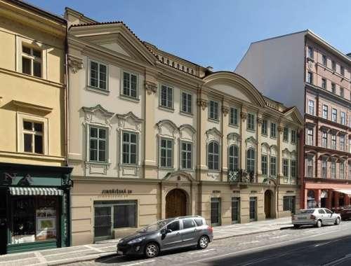 Kanceláře Praha, 110 00 - Harrachovský Palác - 5