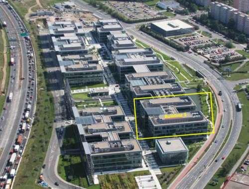 Kanceláře Praha, 148 00 - The Park - Building 3 - 3