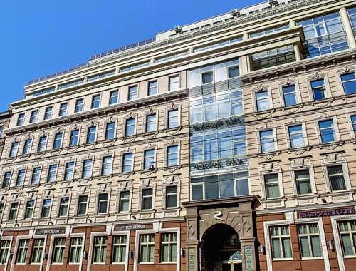 Офисная недвижимость Санкт-петербург, 191119 - Ренессанс Плаза - 7