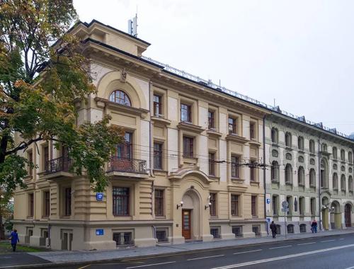 Офисная недвижимость Москва,  - Остоженка ул. 17 - 107