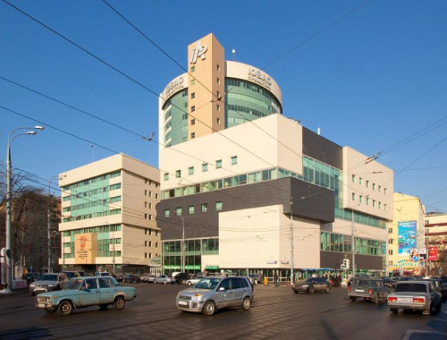 Офисная недвижимость Москва,  - Авиа Плаза, Фаза II - 855