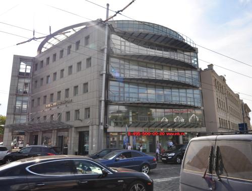 Офисная недвижимость Москва,  - Баррикадная ул. 19 стр. 1 - 0