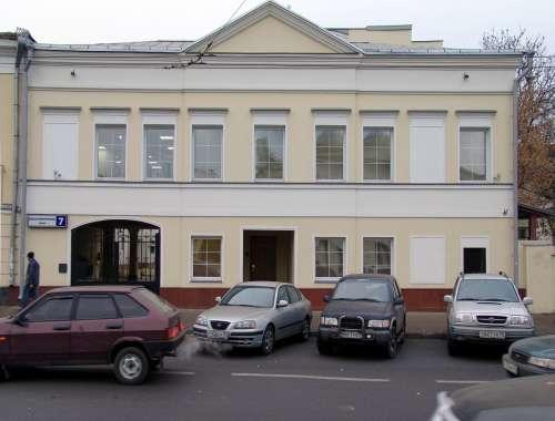 Офисная недвижимость Москва,  - Александра Солженицына ул. 7 - 6