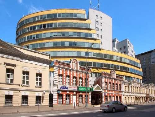 Офисная недвижимость Москва,  - Mosenka Park Towers 4 - 5