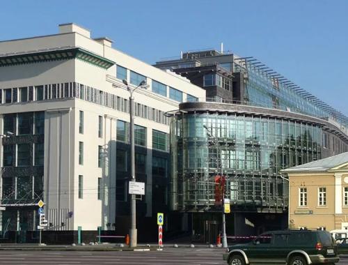 Офисная недвижимость Москва,  - Эрмитаж Плаза - 9