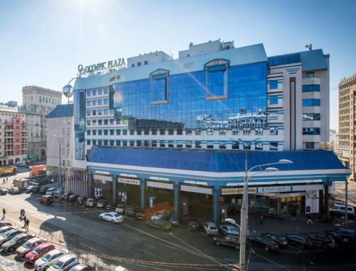 Офисная недвижимость Москва,  - Олимпик Плаза - 5