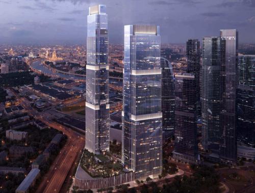 Офисная недвижимость Москва, 123317 - Neva Towers - 2