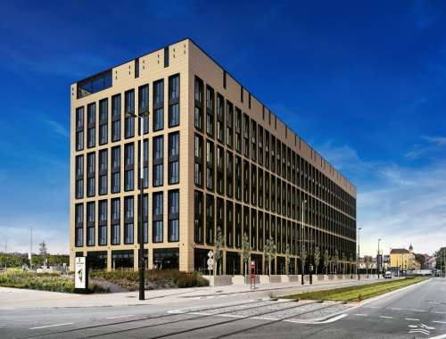 Offices Prague,  - Rustonka R1 - 68