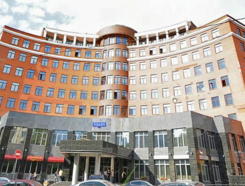 Офисная недвижимость Москва,  - Краснопресненский Бизнес-Парк - 7