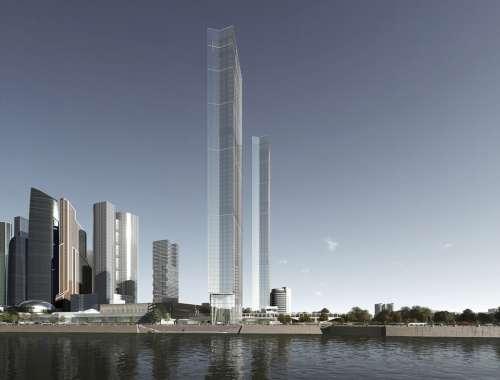 Офисная недвижимость Москва,  - Capital Towers - 3