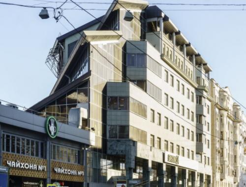 Офисная недвижимость Москва,  - Новослободская ул. 16 - 7