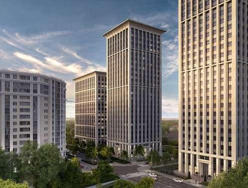 Офисная недвижимость Москва, 125167 - Прайм Тайм - 4