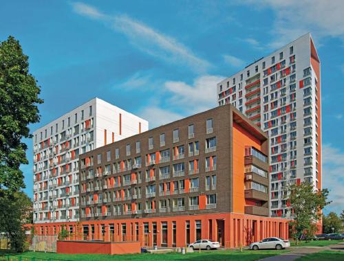 Офисная недвижимость Москва,  - 1-й Нагатинский проезд 14 корпус 1 - 4