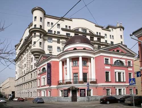 Офисная недвижимость Москва,  - Погорельский пер. 6 - 0